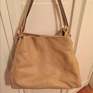 Coach Madison Phoebe Leather Shoulder Bag 26224